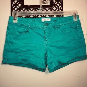 Aeropostale Ladies denim shorts